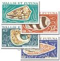 nr. 192/195 -  Stamp Wallis et Futuna Mail