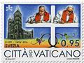 n° 1765/1170 - Timbre VATICAN Poste