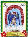 n° 1305/1308 - Timbre FIDJI Poste