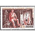 nr. 183 -  Stamp Andorra Mail