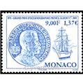 n.o 2307 -  Sello Mónaco Correos