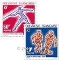 nr. 22/23 -  Stamp Polynesia Mail