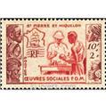 nr. 344 -  Stamp Saint-Pierre et Miquelon Mail