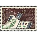n.o 371 -  Sello San Pedro y Miquelón Correos