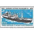 n.o 29 -  Sello Tierras Australes y Antárticas Francesas Correo aéreo