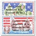 n.o 208/209 -  Sello Wallis y Futuna Correos