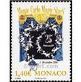n° 2751 -  Selo Mónaco Correios