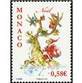 n° 2755 -  Selo Mónaco Correios