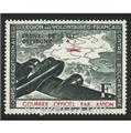 n°4 - Stamp France LVF