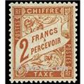 n.o 41 -  Sello Francia Tasa