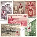 n° 200/214 -  Timbre Monaco Poste