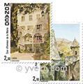n° 1708/1709 -  Timbre Monaco Poste