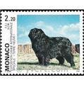 n.o 1872 -  Sello Mónaco Correos