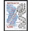 n.o 2405 -  Sello Mónaco Correos