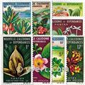 nr. 314/321 -  Stamp New Caledonia Mail