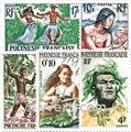 nr. 1/11 -  Stamp Polynesia Mail