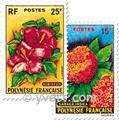 nr. 15/16 -  Stamp Polynesia Mail