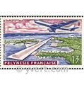 n° 5 -  Timbre Polynésie Poste aérienne