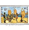 nr. 21 -  Stamp Polynesia Air Mail