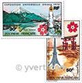 nr. 32/33 -  Stamp Polynesia Air Mail