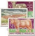 nr. 407/409 -  Stamp Saint-Pierre et Miquelon Mail