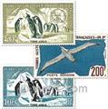 n.o 2 / 4 -  Sello Tierras Australes y Antárticas Francesas Correo aéreo