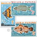 nr. 37a/39a -  Stamp Wallis et Futuna Revenue stamp