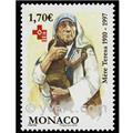 n° 2735 -  Selo Mónaco Correios