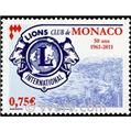 n.o 2777 -  Sello Mónaco Correos