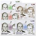 nr. 2785/2789 -  Stamp Monaco Mail