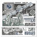 n° 1768/1769 -  Timbre Monaco Poste