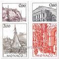 n.o 1834/1838 -  Sello Mónaco Correos