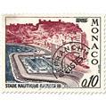 n° 23/26 -  Selo Mónaco Pré-obliterados