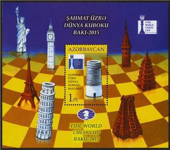 n° 139 - Timbre AZERBAIDJAN Blocs et feuillets