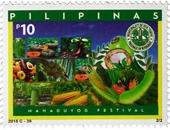 n° 3992 - Timbre PHILIPPINES Poste