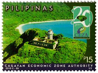 n° 4019 - Timbre PHILIPPINES Poste