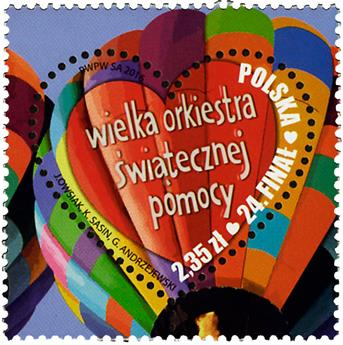 n° 4457 - Timbre POLOGNE Poste