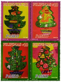 n° 4003 - Timbre PHILIPPINES Poste