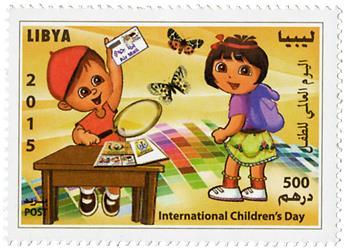 n° 2645 - Timbre LIBYE Poste