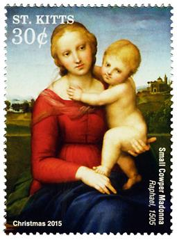n° 1713 - Timbre SAINT-CHRISTOPHE Poste