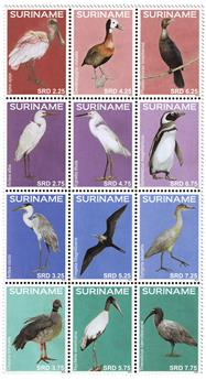 n° 2564 - Timbre SURINAME Poste