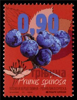 n° 627 - Timbre REPUBLIQUE SERBE (DE BOSNIE) Poste