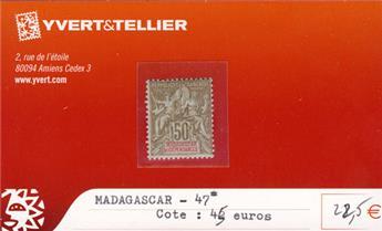 MADAGASCAR - n° 47*