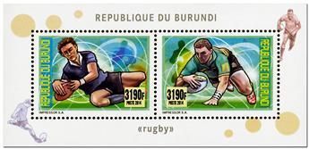 n° 2361 - Timbre BURUNDI Poste