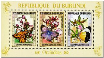 n° 2381 - Timbre BURUNDI Poste