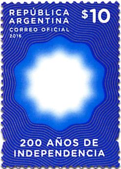 n° 3104 - Timbre ARGENTINE Poste