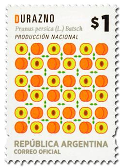 n° 3133 - Timbre ARGENTINE Poste