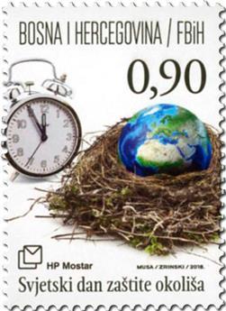 n° 398 - Timbre HERCEG-BOSNA Poste