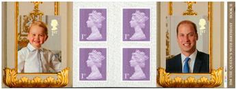 n° C4297A - Timbre GRANDE-BRETAGNE Carnets