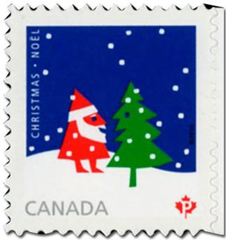 n° 3307 - Timbre CANADA Poste